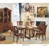 美伦卡-简美家具,美式实木餐桌椅c8602 8603